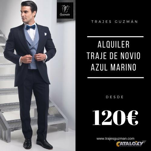 Alquiler de Trajes de Novio 2018 19 oferta en Madrid eec3792e332